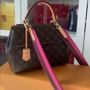 Authentic Louis Vuitton Cluny BB - No trade